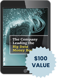 Big Data Money Boom Report