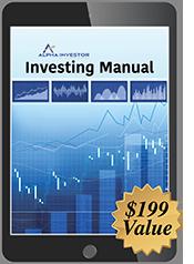 Alpha Investor Investing Manual